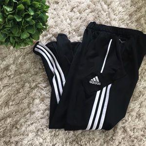 ADIDAS pants boys size small